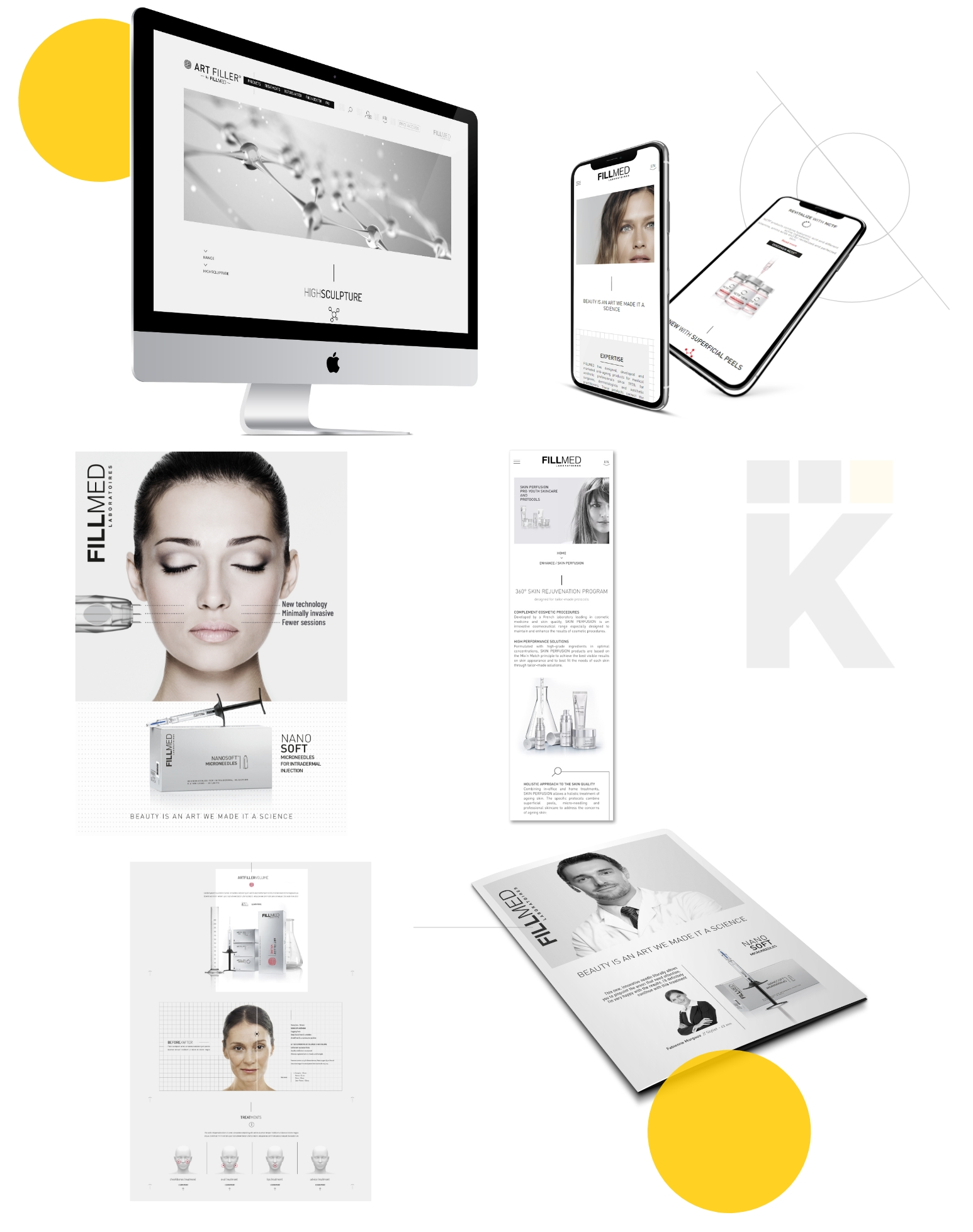 fillmed design web agence karma communication nice paris
